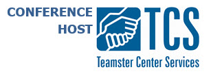 Conference host Teamster Center Services